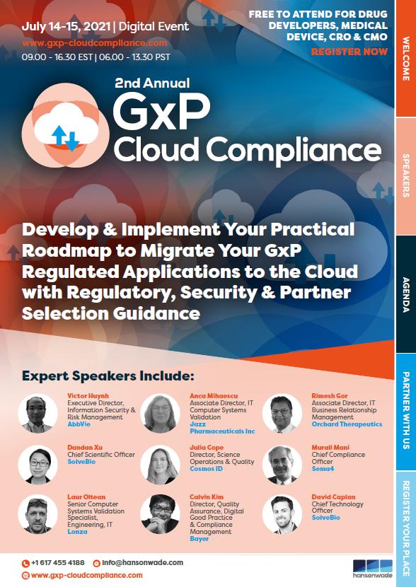 GxP brochure